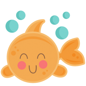 Fish clip art cute. Freebie of the day