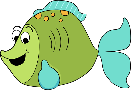 Fish clip art cute. Sea life images cartoon