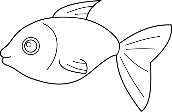 Fish clip art easy. Cute clipart library view