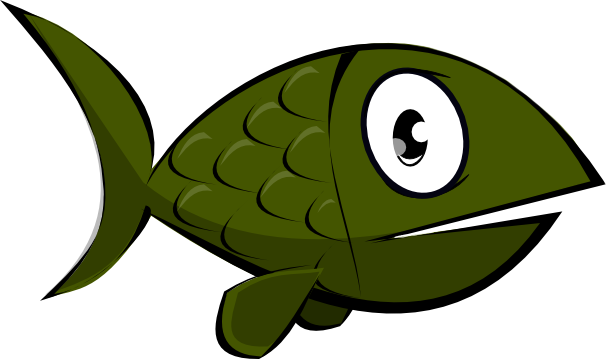 Free to use page. Fish clip art public domain vector free