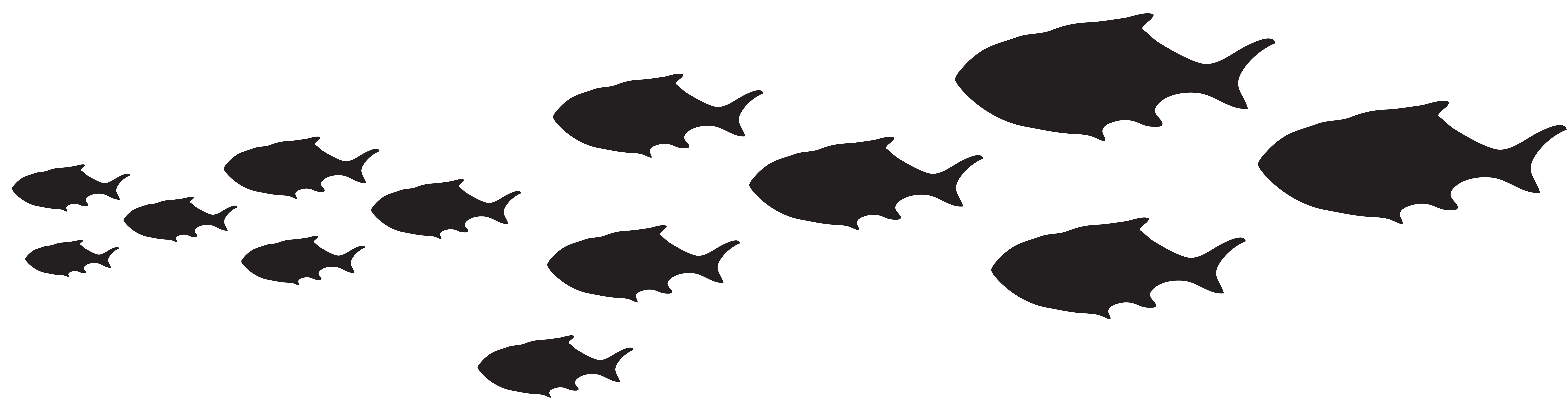 Fisherman silhouette png. Fish passage clip art