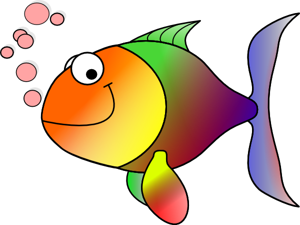 Fish clip art transparent background. Without clipart