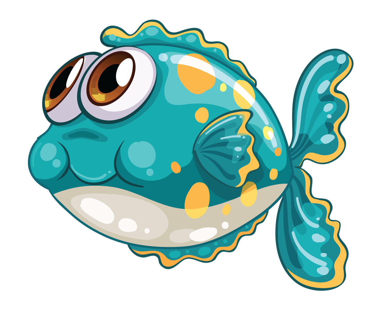 cartoon fish png