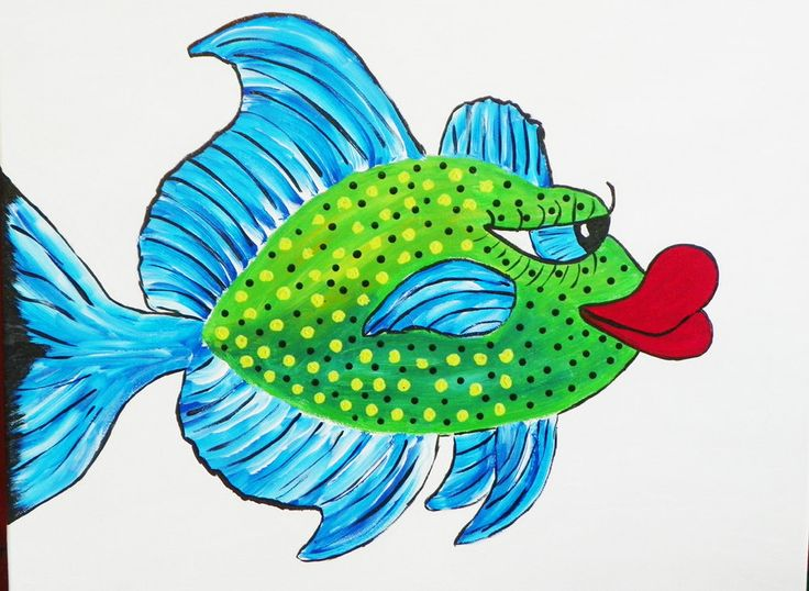 Fish clip art whimsical. Best images on