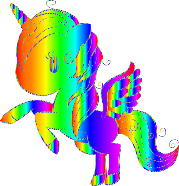 Fish clipart character. Unicorn fiction free commercial
