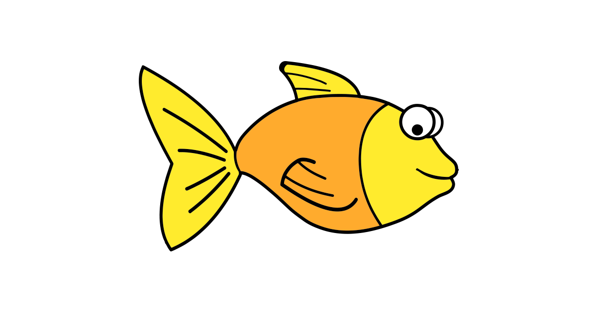 Fish Clipart Vector and PNG
