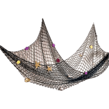 Black fishing. Fish net png picture free