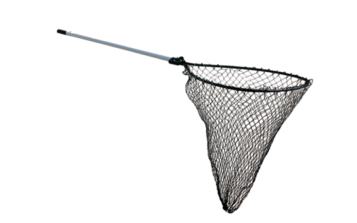 Fishnet transparent fish net. Frabill x pro formance