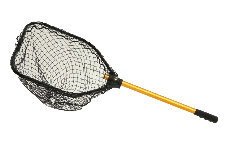 Fish in a net png. Frabill x power stow