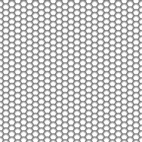 Fish scale pattern png. Overlay template graphic by