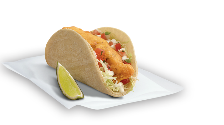 Fish tacos png. Del taco food