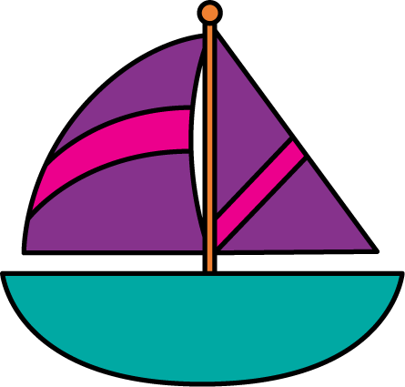 Sailboat clipart air transportation. Free boat clip art