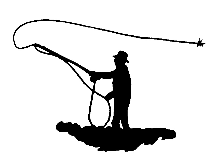Fisherman clipart silhouette. At getdrawings com free
