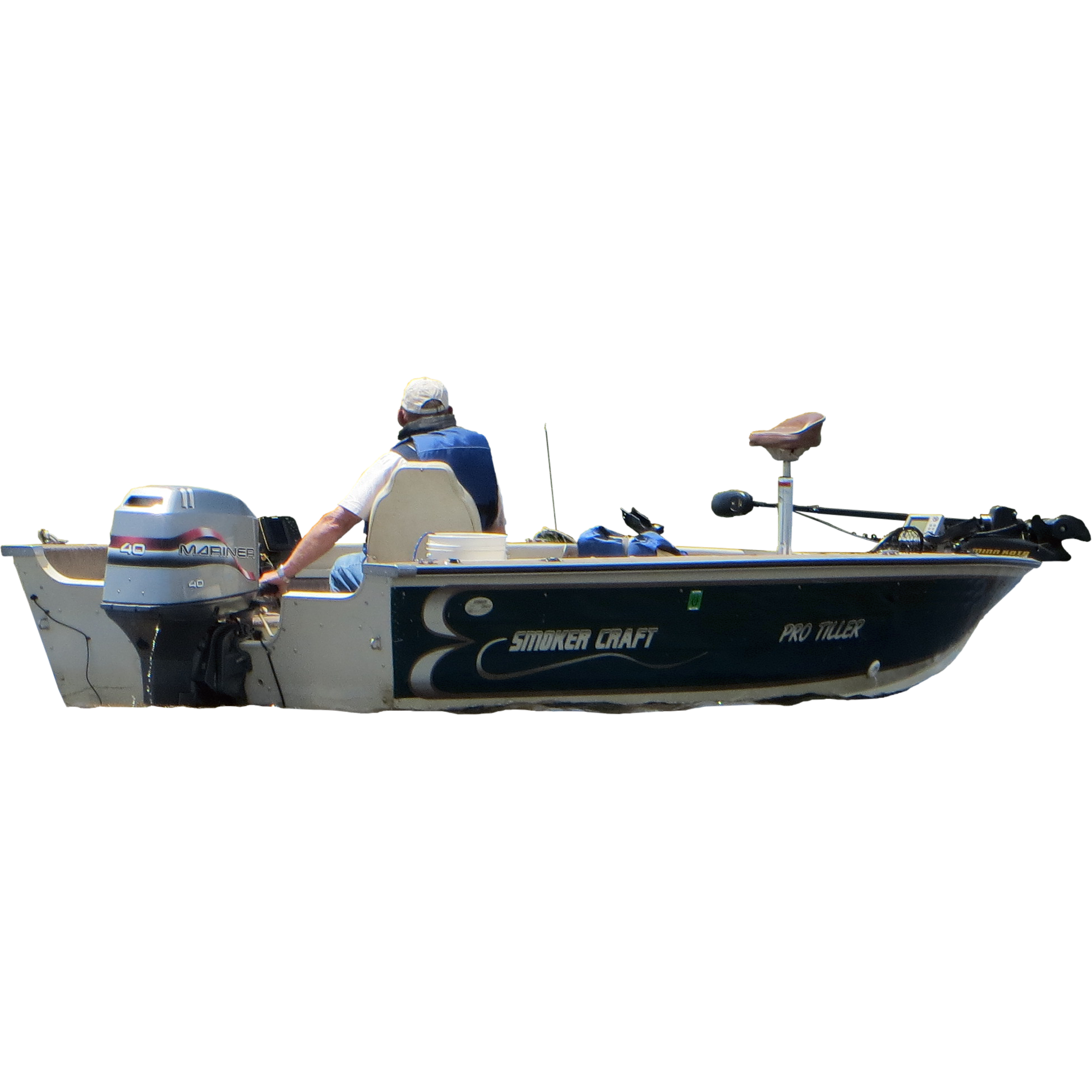 Fishing boat png. Photo of men on