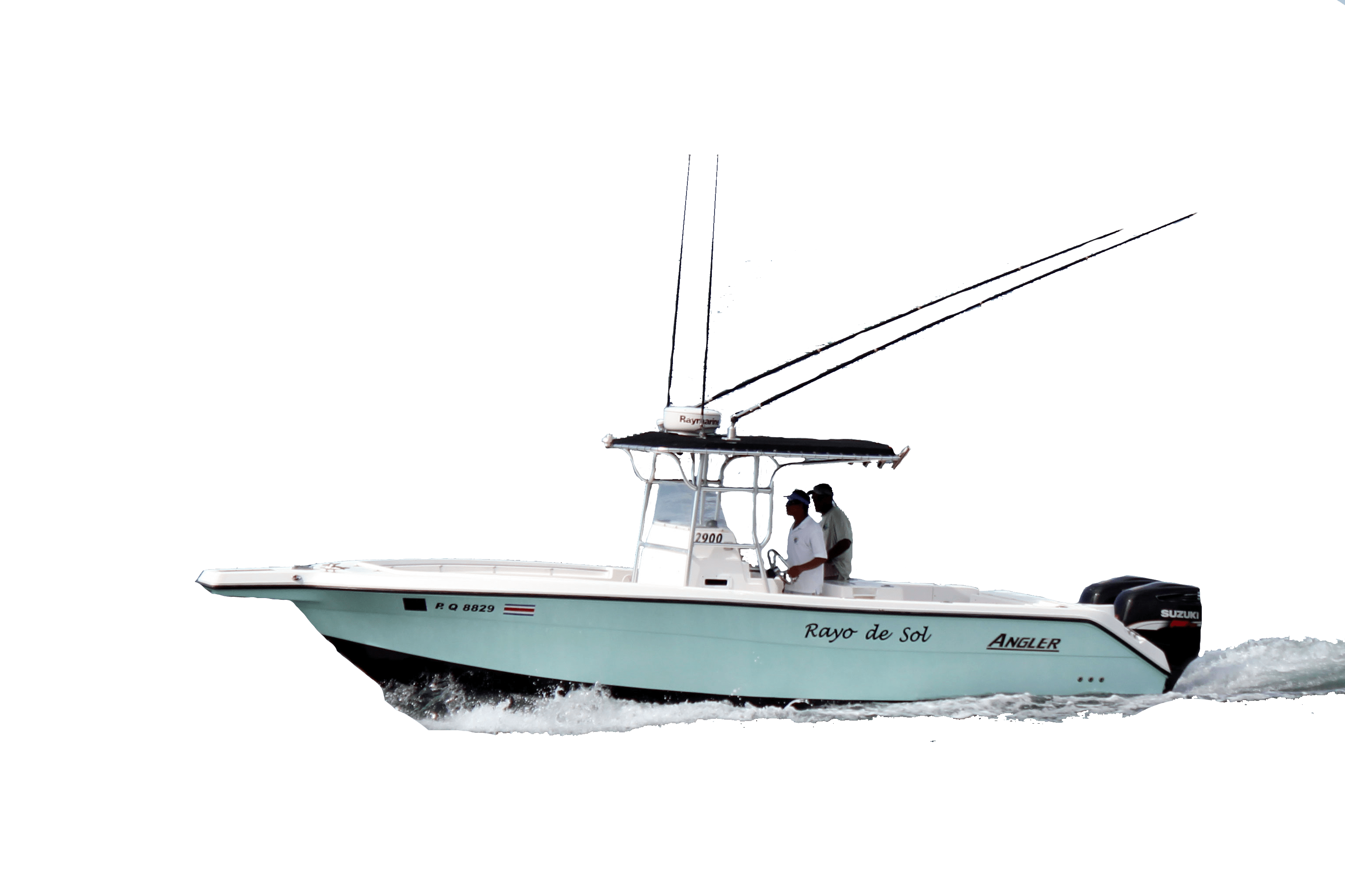 Fishing boat png. Fast transparent stickpng