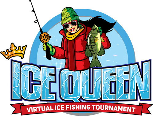 Fishing clip stringer. Ice queen tournament picture