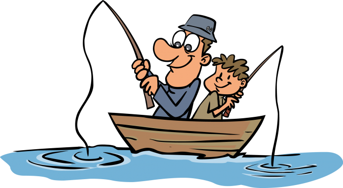 Fishing clipart caught fish. Catch a png vector