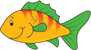 Ocean clipart fish. Best under the