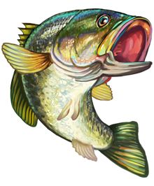 Fishing clipart lake fishing. Best cards stamps