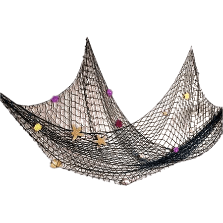 Fishing net png. Black transparent stickpng