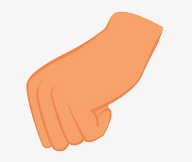 Fist clipart painted. Hand material png image