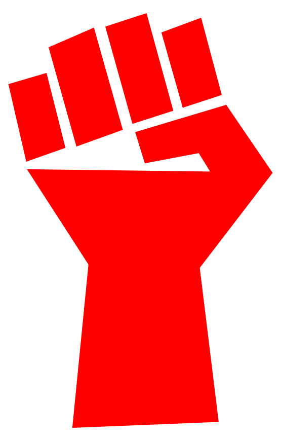 Fist clipart equality. Clipartist net clip art