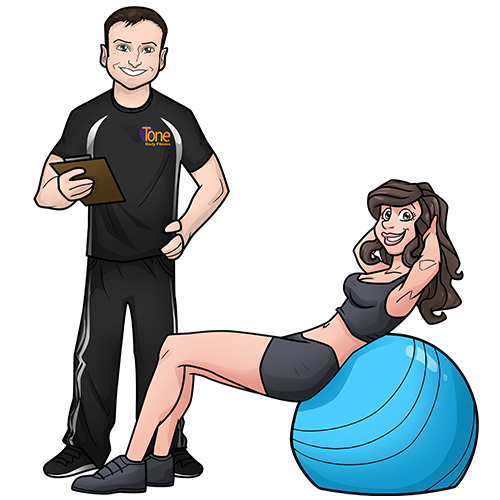 Fitness clipart fitness instructor. Personal trainer for cranford