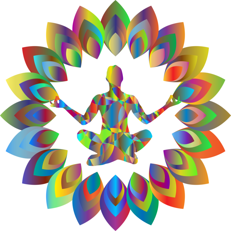 Fitness clipart colorful. Yoga exercise physical namaste