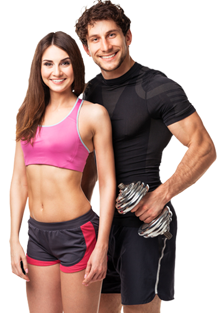 Fitness couple png. Decision nutrition suwanee ga