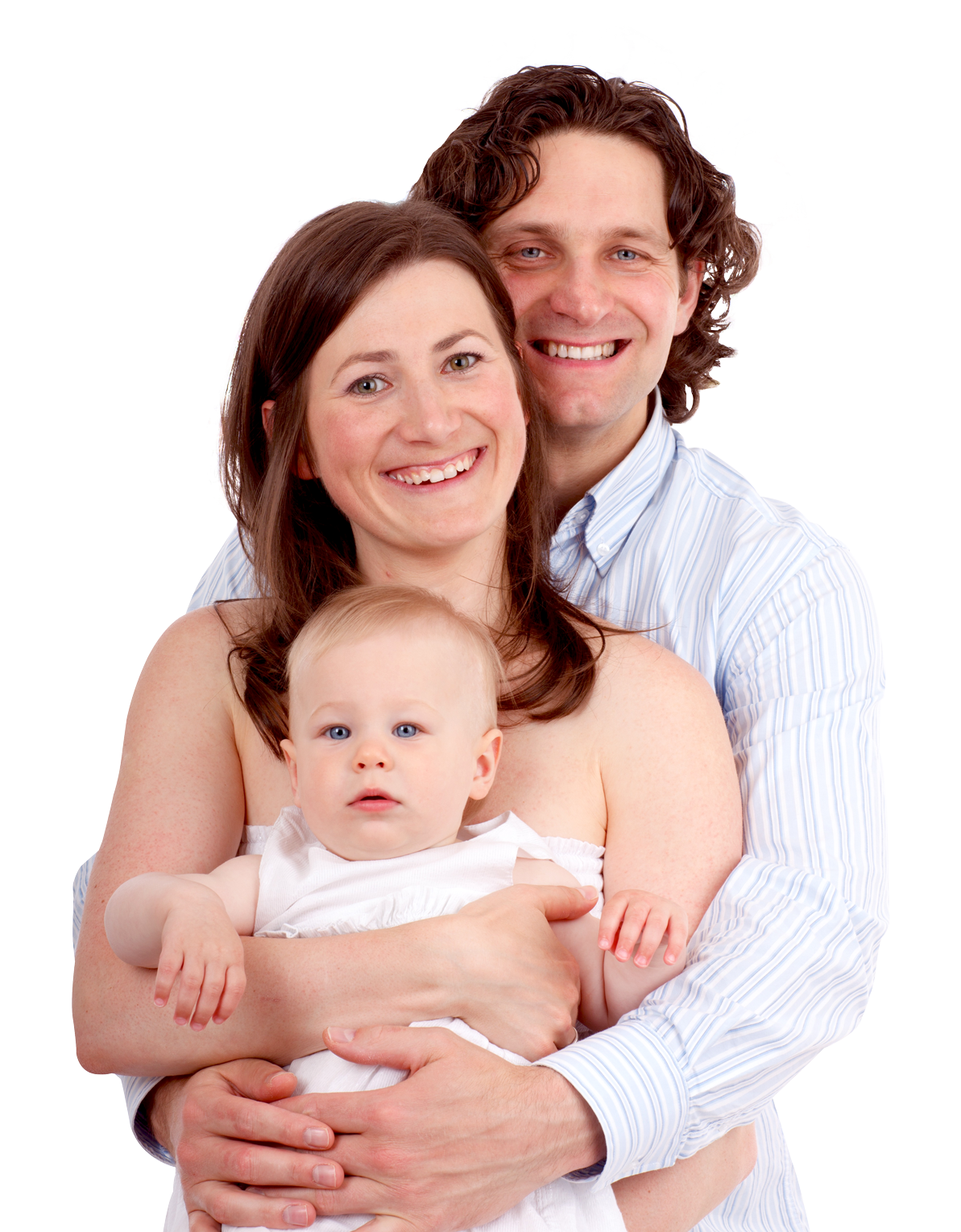Fitness couple png. With baby image pngpix