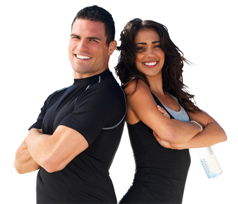 Fitness couple png. Fitnesscouple inspire martial arts
