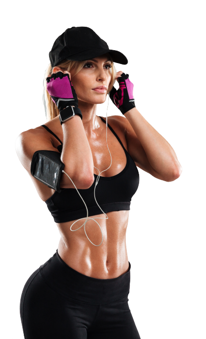 Fitness girl png. Fight n fit barbados