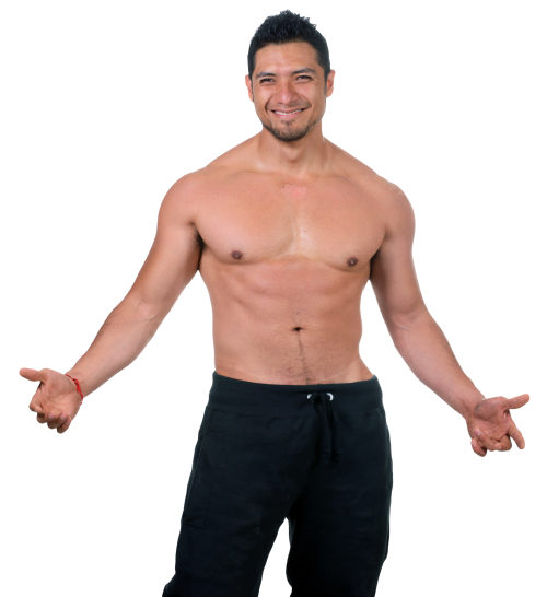 fitness guy png