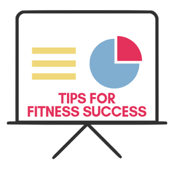 Fitness success png. Tips for a quick
