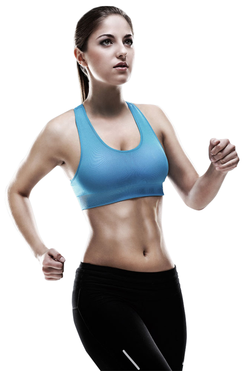 fitness women png