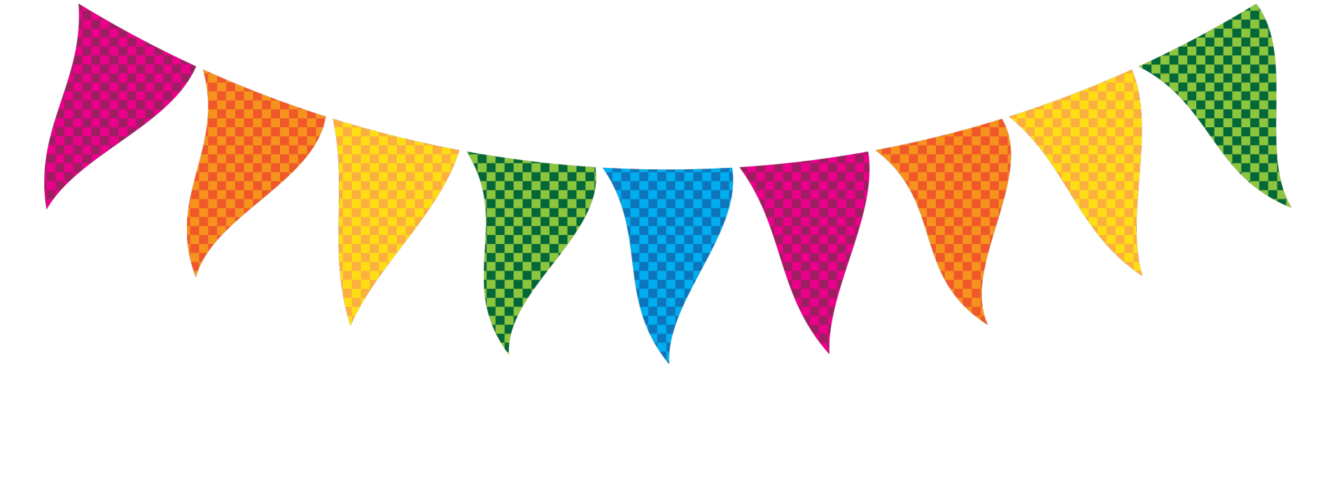 colorful banner png