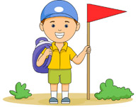 Flag clipart kid. Search results for boy