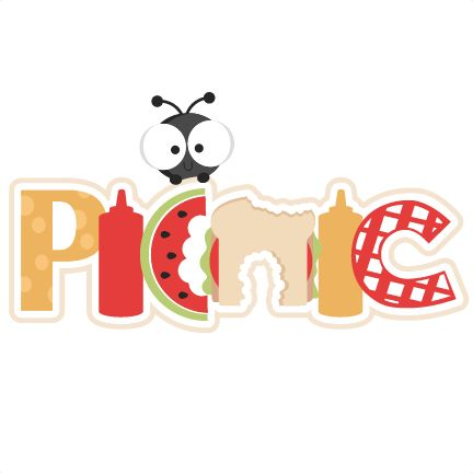 foods clipart picnic