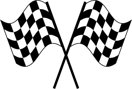 Flag clipart printable. Racing flags free race