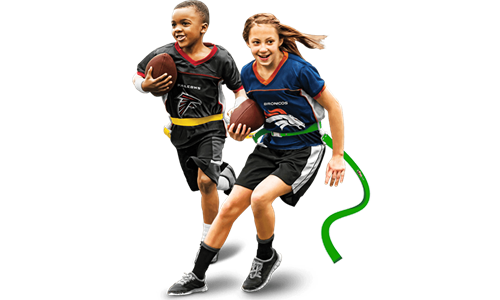 Flag football player png. East liverpool home nfl