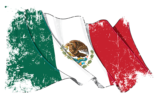 Flag of mexico png. Invoicing accounting and tax
