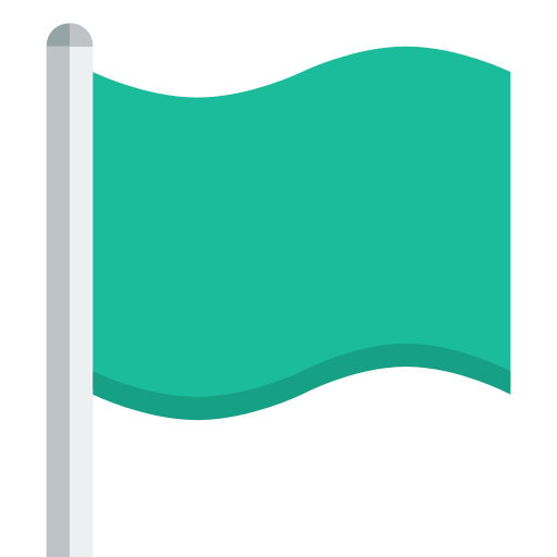Flag png. Image royalty free stock