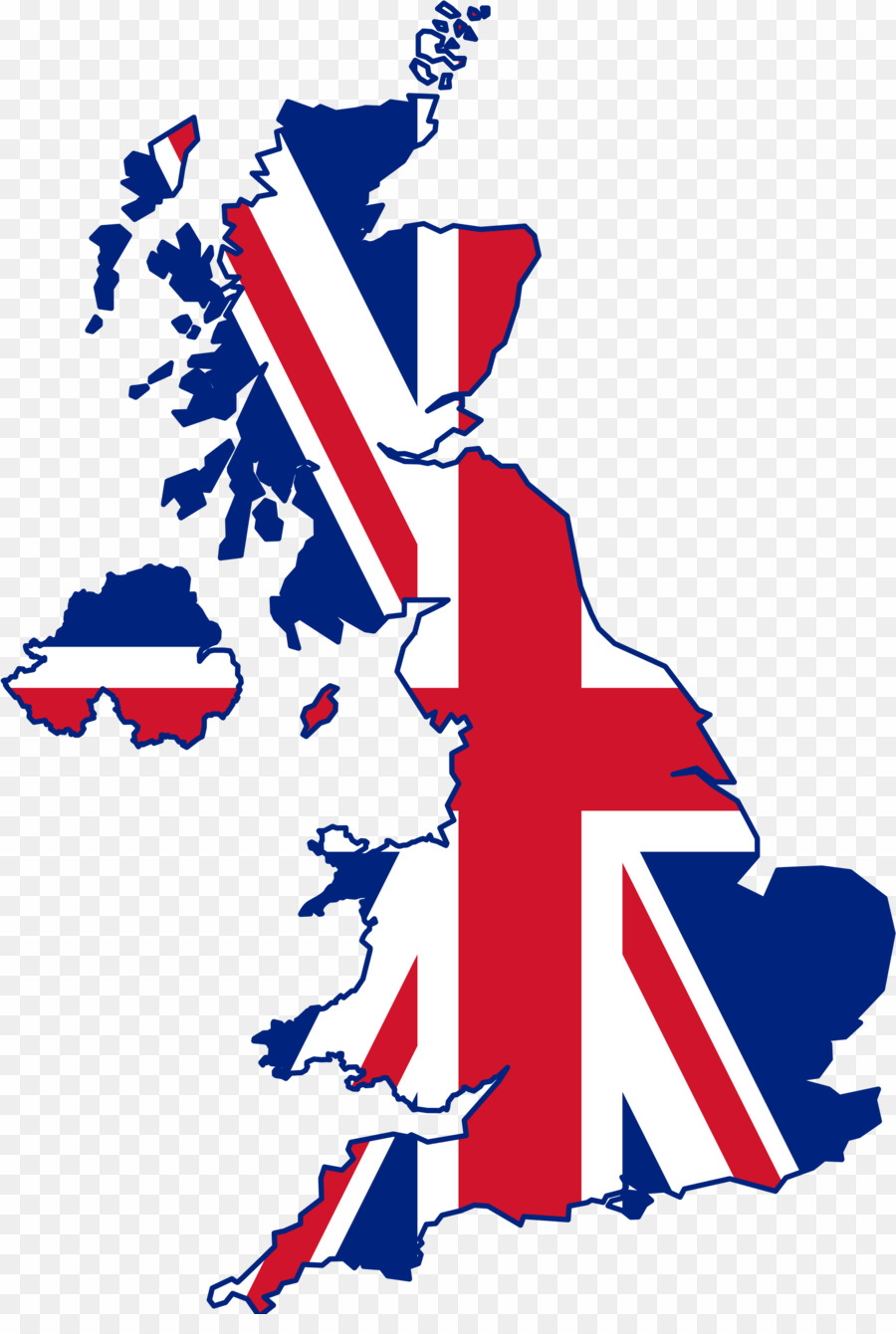 Flag map. Uk map flag png