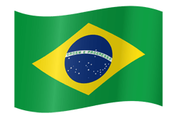 Flags clipart green. Brazil flag country free