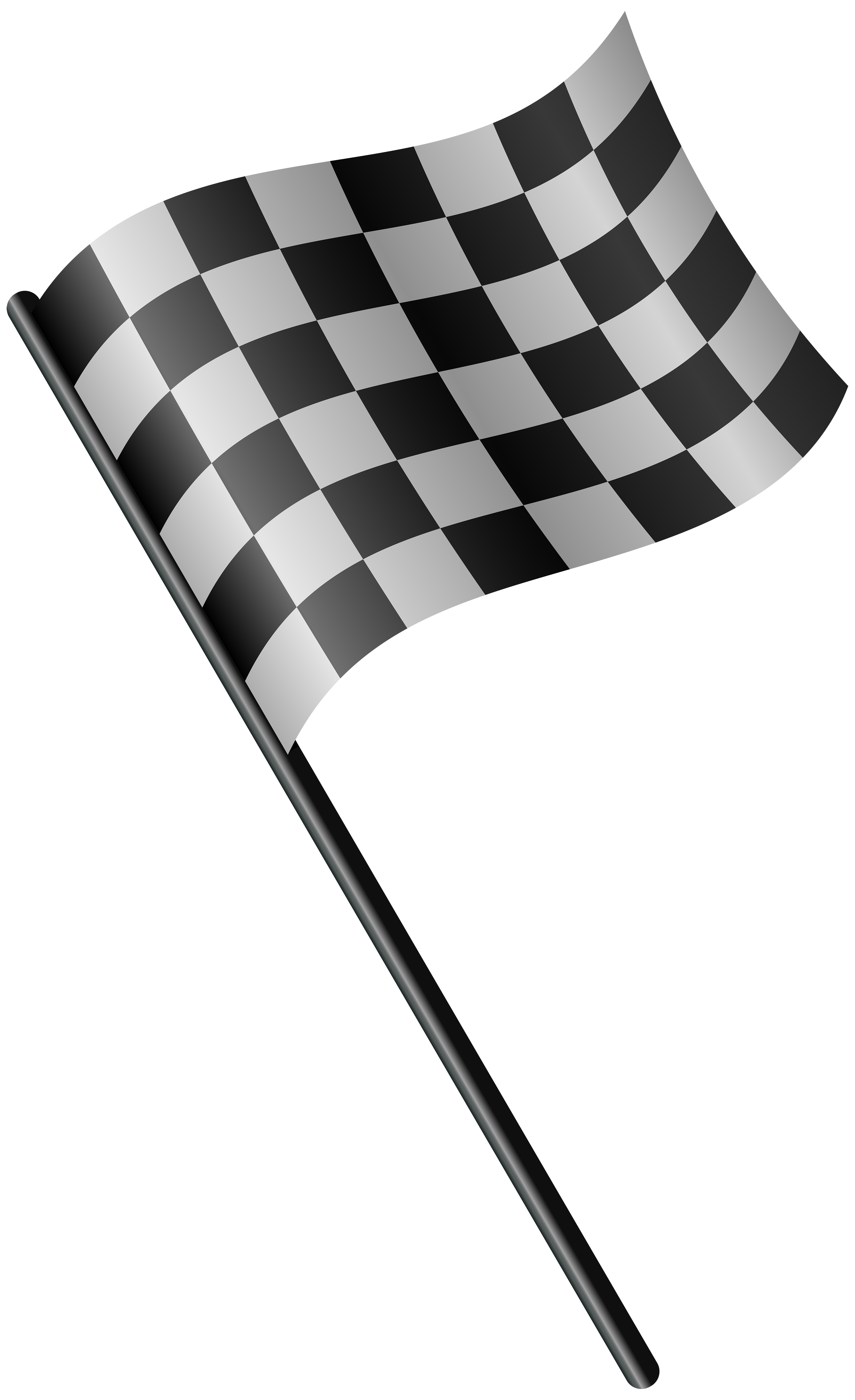 Flags clipart sport. Checkered flag png clip