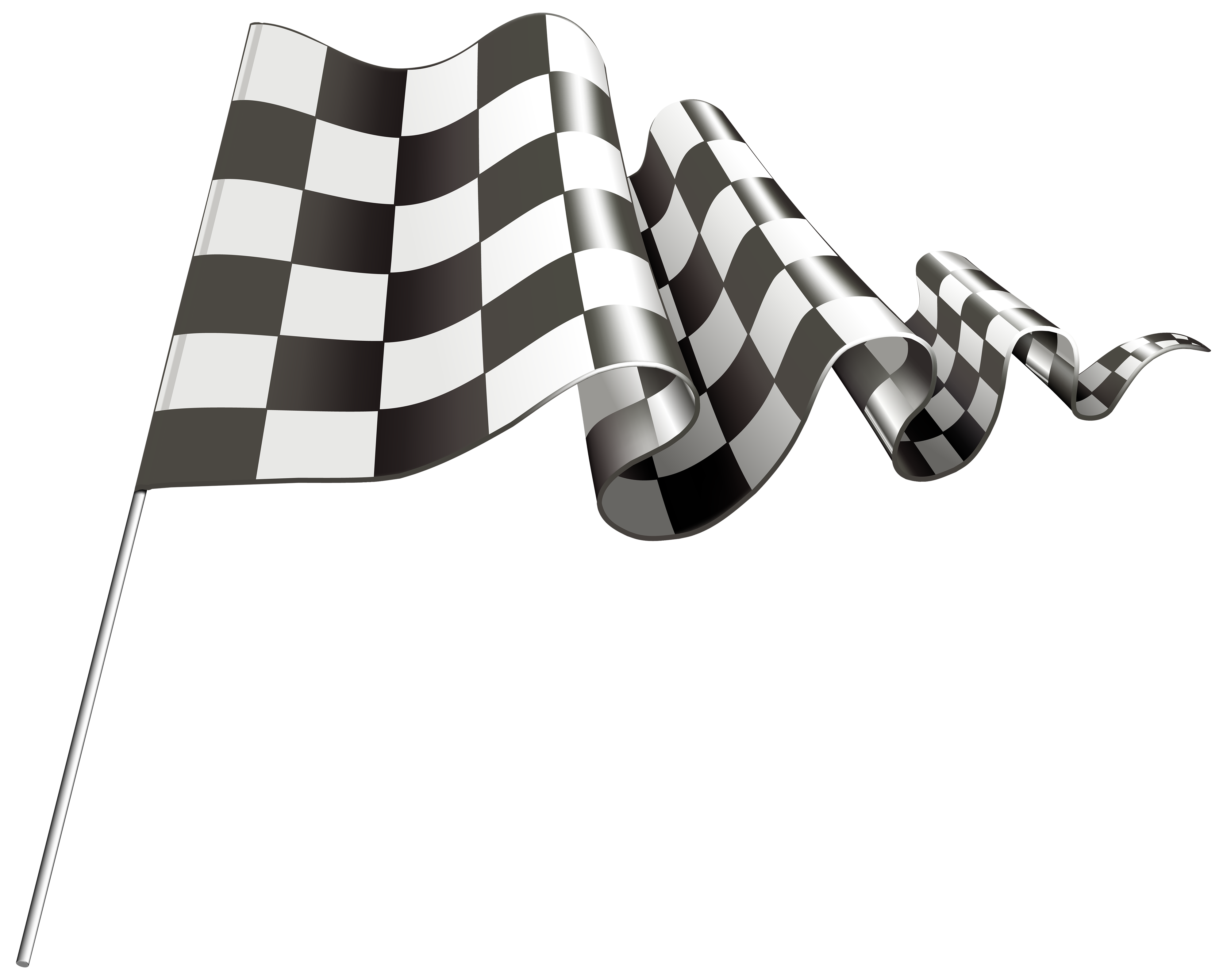 Flags clipart sport. Checkered flag png best