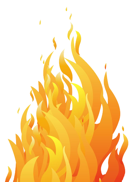 Flame art png. Fire file mart