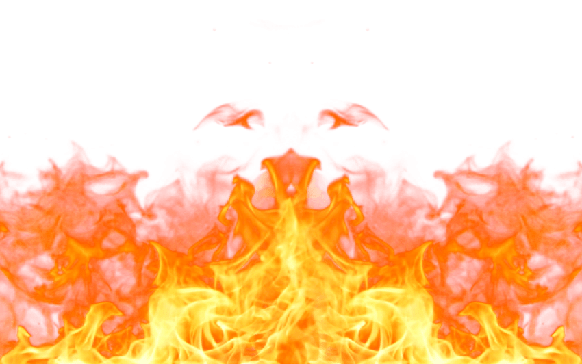 Flame background png. Fire flames free download