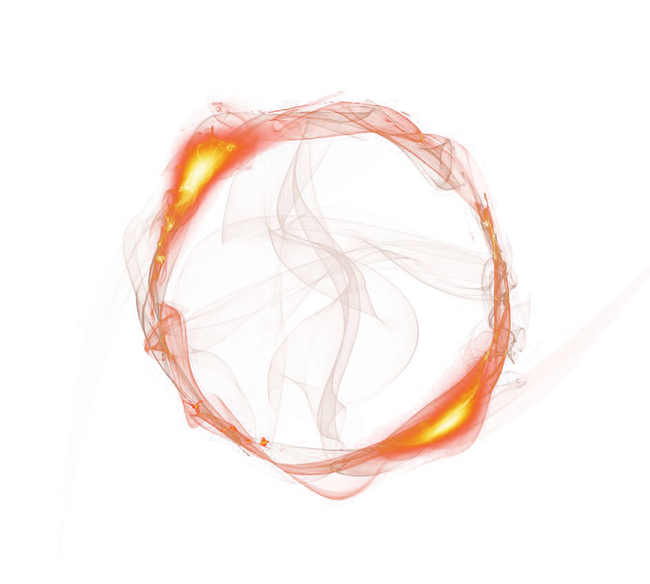 Fire ring png