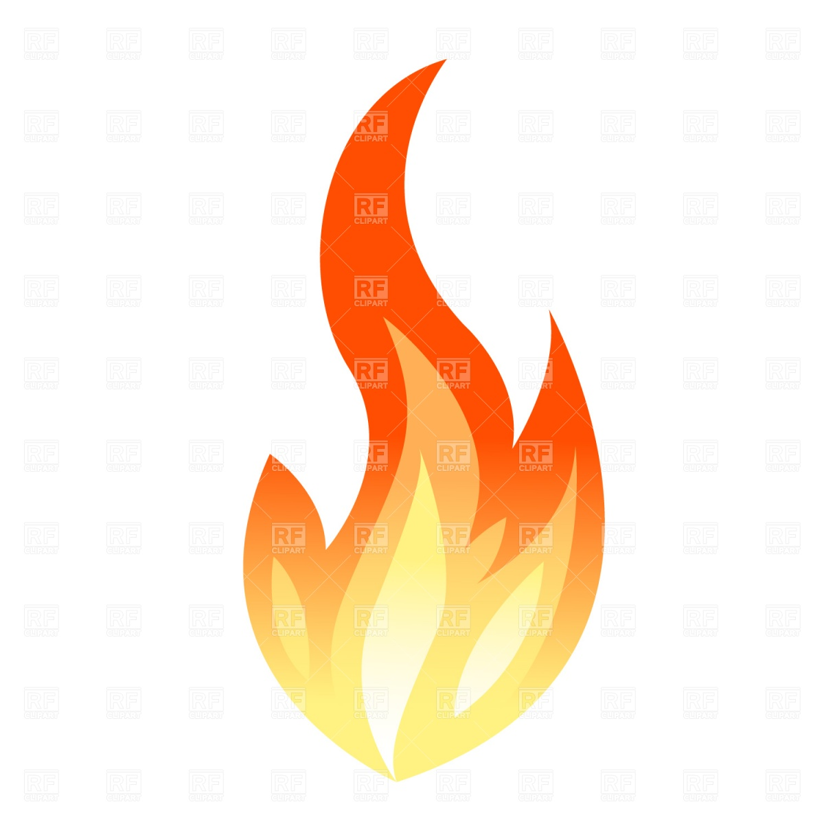 Flame clipart. Panda free images info